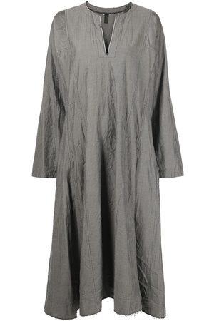 Comme des Garçons Raw-edge mid-length dress
