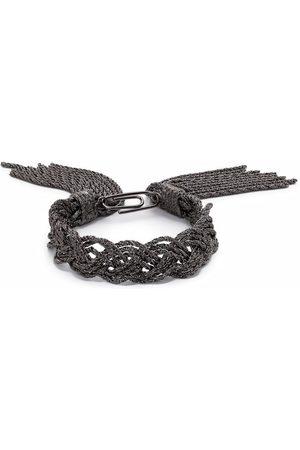 Aurélie Bidermann Miki braided bracelet