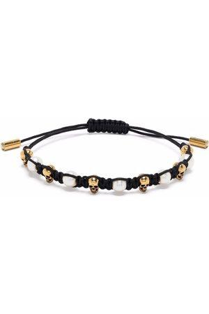 Alexander McQueen Ženy Náramky - Skull charm friendship bracelet