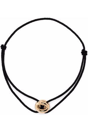 Le Gramme 18kt yellow gold 3g Entrelacs cord bracelet