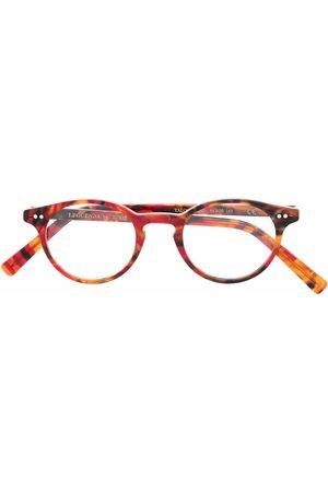 EPOS Sluneční brýle - Tortoiseshell round-frame glasses