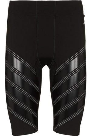Pressio Power Run panelled short leggings