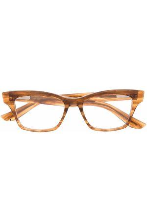 Akoni Vista square-frame glasses