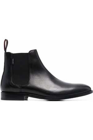 Paul Smith Ankle-length leather boots
