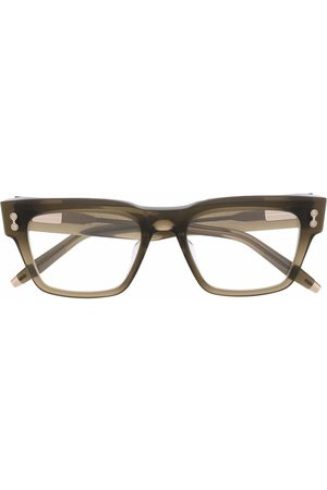 Akoni Columba wayfarer-frame glasses