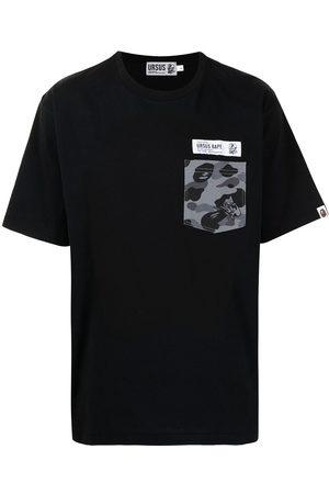 A Bathing Ape Pocket-detail short-sleeved T-shirt