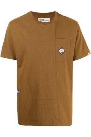 Izzue Muži S krátkým rukávem - Logo-print cotton T-shirt