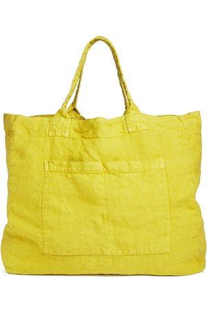 Once Milano Ženy Do ruky - Linen weekend bag