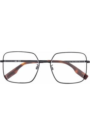 McQ Oversized square-frame glasses
