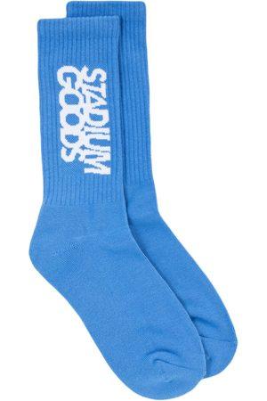"""Stadium Goods Crew socks """"UNC"""""""