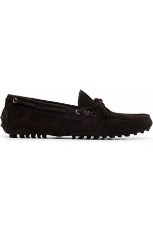 Scarosso James bow-embellished loafers