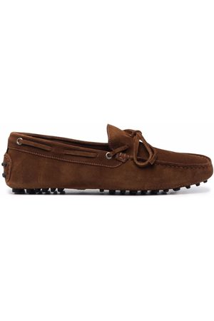 Scarosso James lace-up loafers