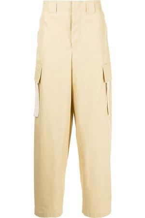 Jacquemus Alzu cargo pocket wide-leg trousers