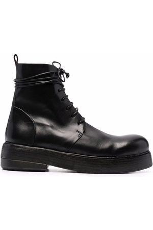 MARSÈLL Ženy Šněrovací - Zuccolona lace-up boots