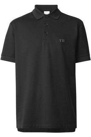Burberry Muži S límečkem - TB-plaque polo shirt