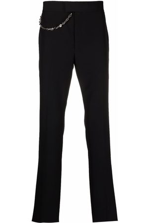 Givenchy Chain-link detail trousers