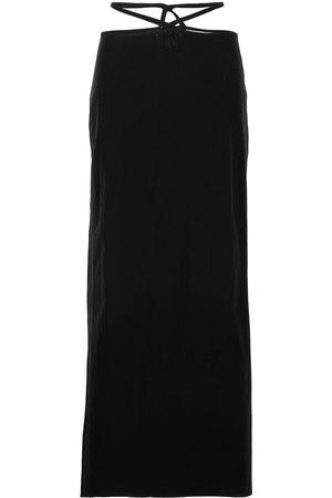 CHRISTOPHER ESBER Cut out-detail maxi skirt