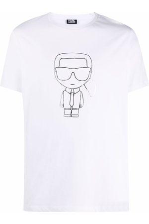 Karl Lagerfeld Karl motif logo T-shirt