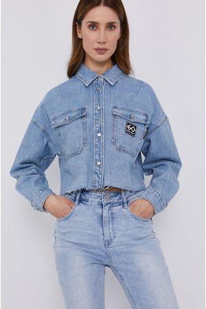Miss Sixty Ženy Džínové košile - Džínová košile