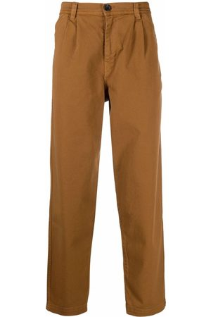 Paul Smith Straight-leg cropped trousers