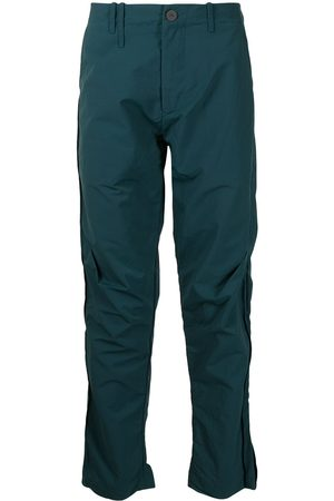 A-cold-wall* Straight-leg nylon trousers