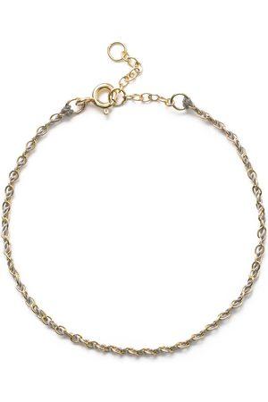 The Alkemistry 18kt yellow gold Vianna chain thread bracelet