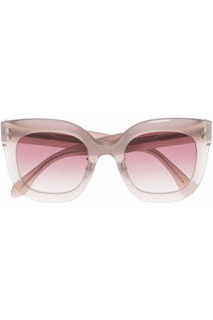 Isabel Marant Square-frame sunglasses