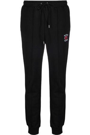 Markus Lupfer Logo-embroidered track pants