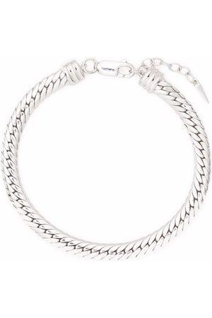 Missoma Camail snake chain bracelet