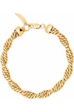 Missoma Marina double-chain bracelet