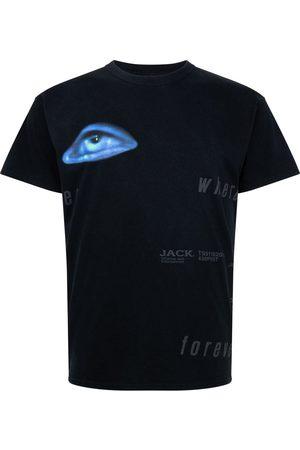 Travis Scott Astroworld X PlayStation Digital Eye II T-shirt