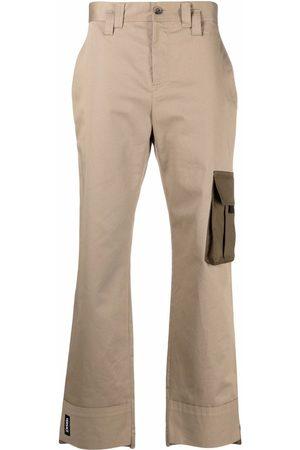 VERSACE Muži Rovné nohavice - Straight-leg trousers