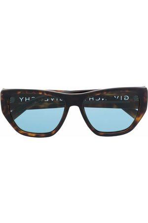 Givenchy Ženy Sluneční brýle - Tortoiseshell-effect cat-eye sunglasses