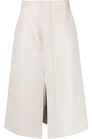 Stella McCartney Lauren A-line skirt