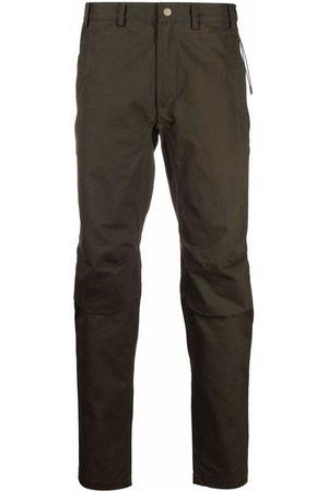 Maharishi Muži Úzké nohavice - Slim-fit organic cotton trousers