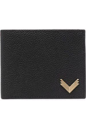 Manokhi Logo-plaque wallet