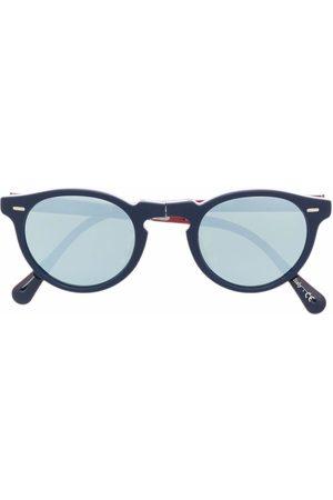 Oliver Peoples Sluneční brýle - Gregory Peck round sunglasses