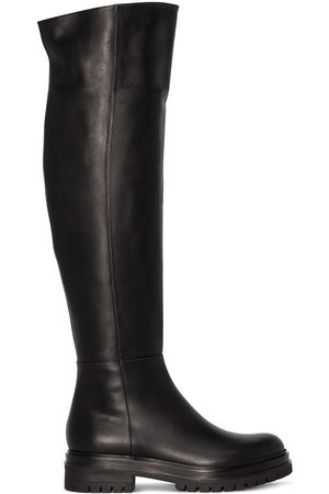 Gianvito Rossi Quinn knee-high boots
