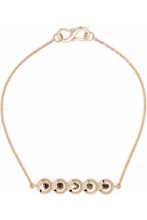 Kinraden 18kt yellow gold Into You bracelet