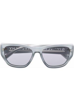 Givenchy Logo-embossed cat-eye sunglasses