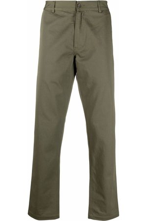 Universal Works Mid-rise straight-leg trousers