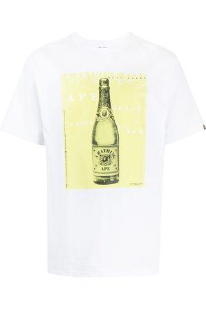 A Bathing Ape Muži S krátkým rukávem - Graphic-print T-shirt