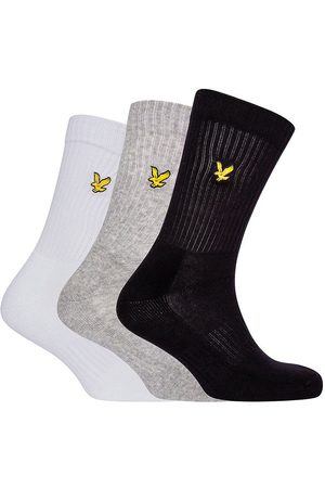 Lyle & Scott Muži Ponožky - Ponožky HAMILTON (3-PACK)