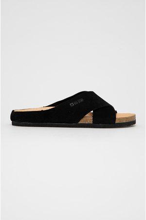 Big Star Ženy Pantofle - Semišové pantofle