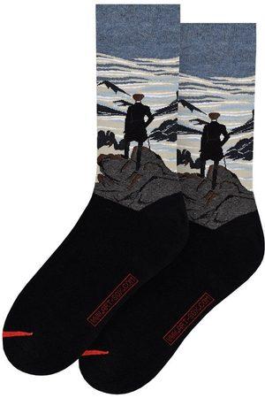 MuseArta Ponožky - Ponožky Caspar David Friedrich - Wander