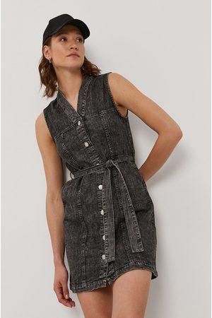 Noisy May Ženy Džínové šaty - Džínové šaty