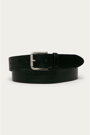 SELECTED Muži Pásky - Kožený pásek
