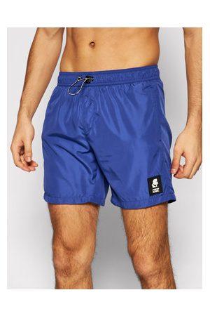 Karl Lagerfeld Muži Šortky - Plavecké šortky
