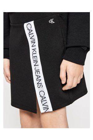 Calvin Klein Dívky Džínové sukně - Sukně