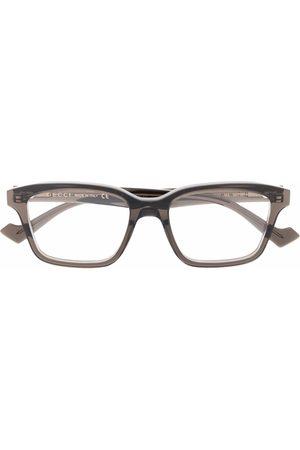 Gucci Sluneční brýle - Rectangle-frame glasses